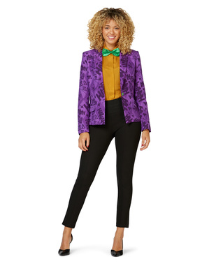Chaqueta The Joker para mujer - Opposuits