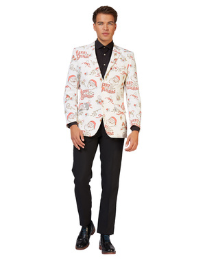 Santa Claus Jacket - Opposuits