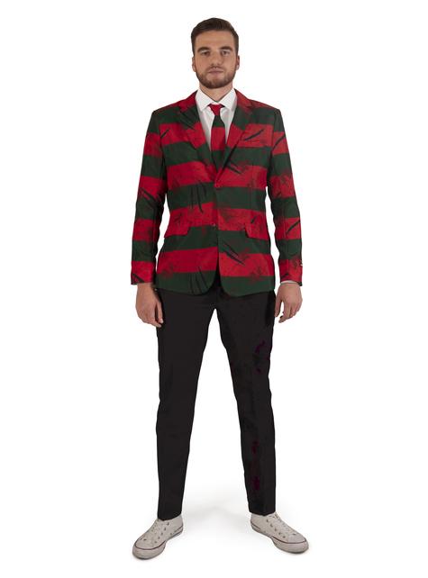 Freddy Krueger Opposuits dress til herrer