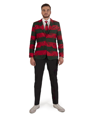 Freddy Krueger Suit - Opposuits