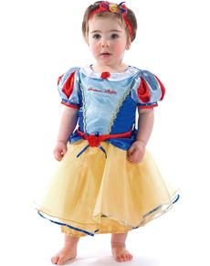 Costum Albă ca Zăpada pentru bebeluși
