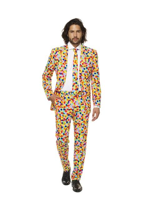 Costume Motif Confettis - Opposuits