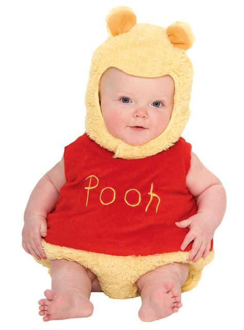 Disfraz de Winnie the Pooh con volumen para bebé