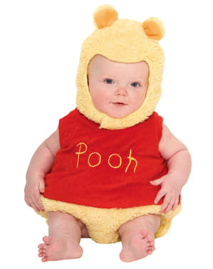 Baby's Winnie the Pooh Costume with Volume