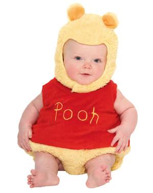 Costum Winnie the Pooh cu volum pentru bebeluși