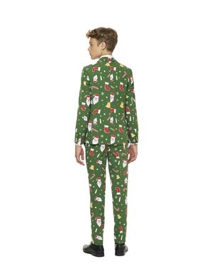 Opposuits Santaboss Kostym
