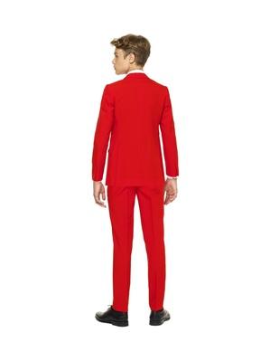 Costum adolescenți Roșu