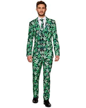 Costum barbați Marihuana Cannabis - Opposuits