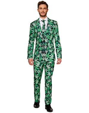 Cannabis Marijuana Suit - Opposuits