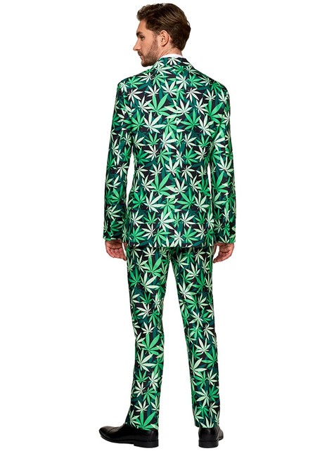Cannabis Marijuana Suit - Opposuits