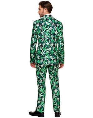 Marihuana-Kannabis Anzug - Opposuits