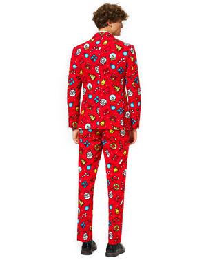 חליפת Dapper מעצב Opposuits