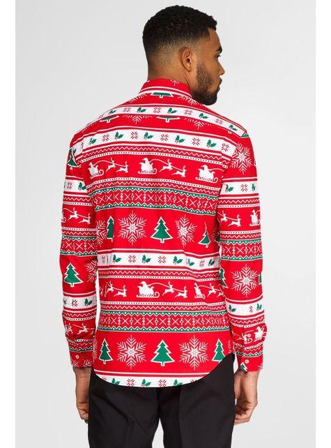 Camisa Wonderland Opposuits para homem