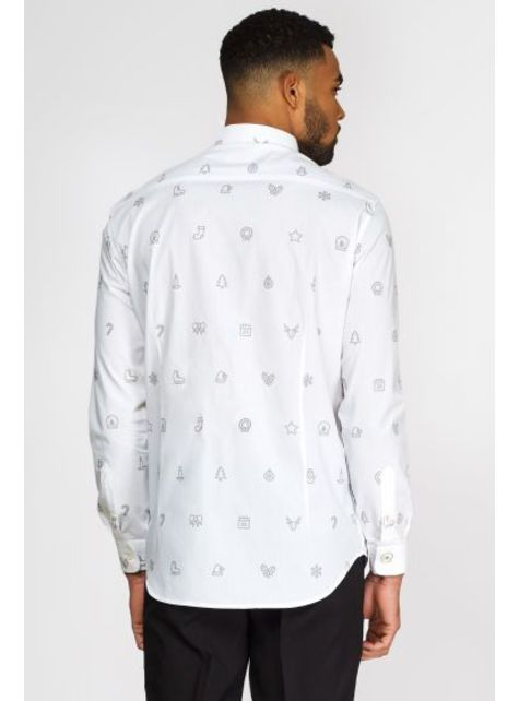Opposuits Christmas Icons Shirt for Men