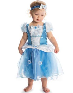 Costum Cenușăreasa deluxe pentru bebeluși