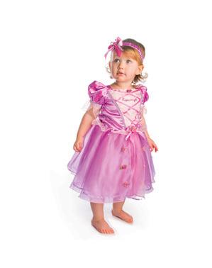 Bebeğin Rapunzel Kostümü