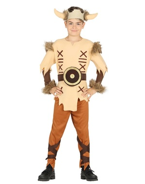 Costume da vichingo coraggioso per bambino
