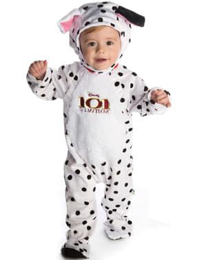Bebeğin 101 Dalmaçyalı Kostümü