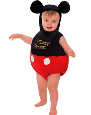 Bebeğin Mickey Mouse Kostümlü Hacmi
