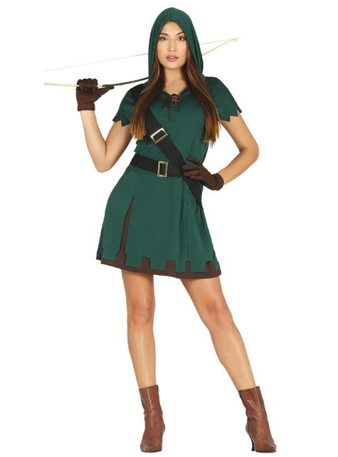 Fairy archer costume for women