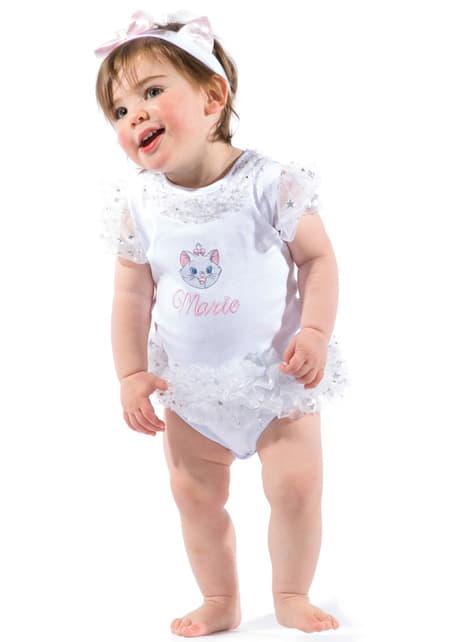 Kostium Marie letni Aryskotraci dla niemowląt