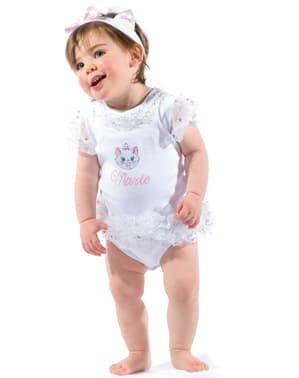Aristokattene Marie Sommer Kostyme Baby