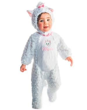 Marie Kostüm für Babys aus Aristocats