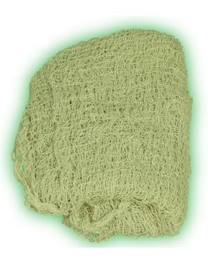 Флуоресцентна декоративна кърпа