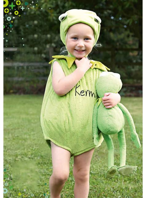 Baby's Kermit the Frog Costume