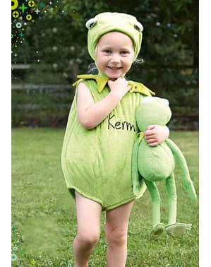 Costum Broscoiul Kermit pentru bebeluși