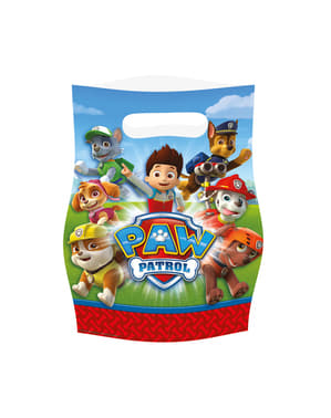 Set of 8 Paw Patrol Boxes