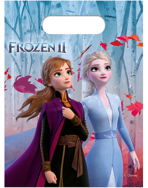 6 Saquinhos para doces Frozen 2