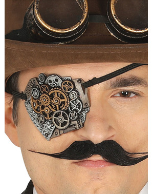 Steampunk patch for adults