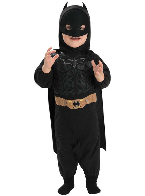 Batman The Dark Knight Rises Baby Romper Suit