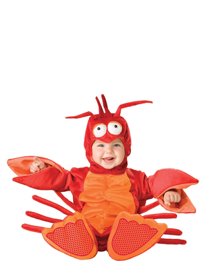 Pincer lobster costume (toddler)
