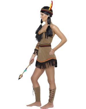 Сексуальний костюм індіанки для жінок