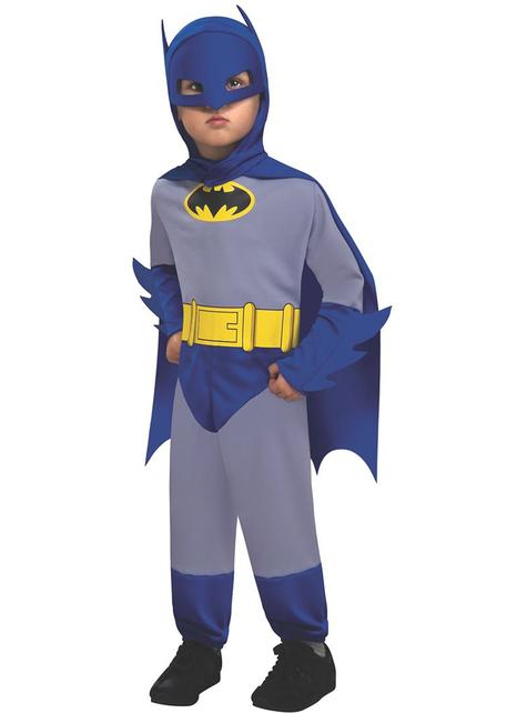 Disfraz de Batman The Brave and The Bold para bebé