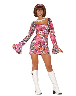 Disco Girl Costume