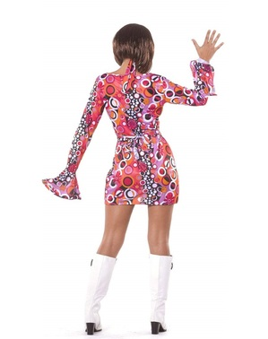 Disco Jente Kostyme
