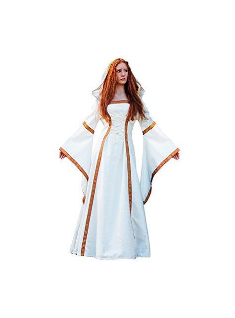 Fato de princesa Eleanea para mulher