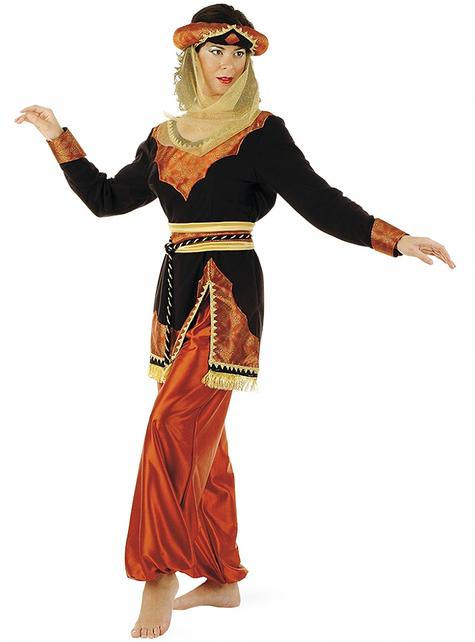 Fato de tuaregue mulher