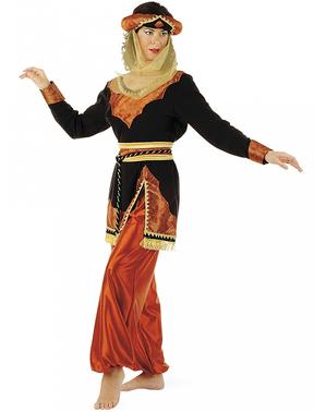 Arabprinsessa Maskeraddräkt