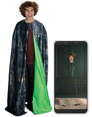 Neviditelný plášť Harry Potter