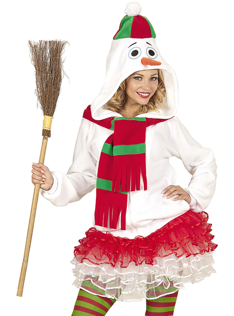 Adult's Warm Snowman Jacket
