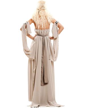 Koningin moeder van de draken kostuum voor vrouw
