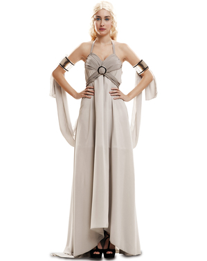 Costum Regina mama dragonilor pentru femeie