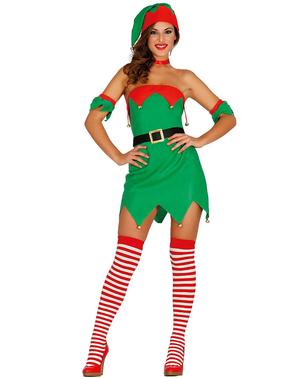 Sexy elf kostuum voor vrouw