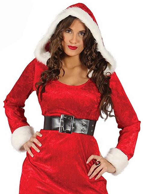 Sexy Kerstvrouw kostuum voor vrouw