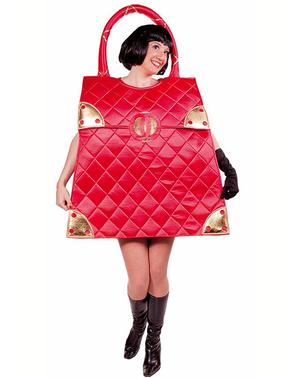 Costum Geantă Roșie