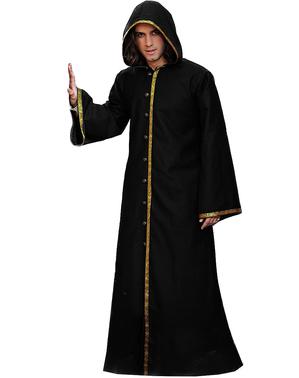 Costume da stregone oscuro per uomo